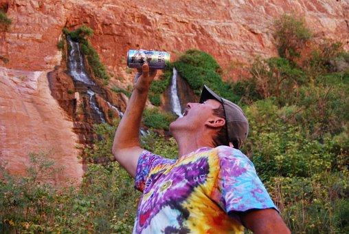 Fresh Water, Beer, Colorado River, Grand Canyon, Fun