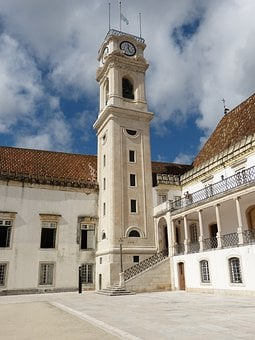 Coimbra, Portugal, University, Historically