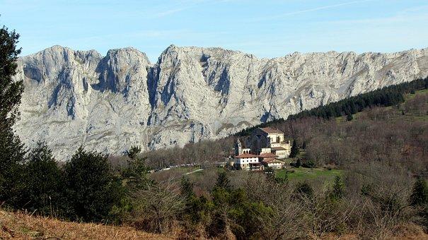 Basque Country, Euskal Herria, Mountains, Urkiola