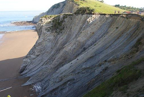 Basque Country, Flysch Route, Landscape, Costa, Sea