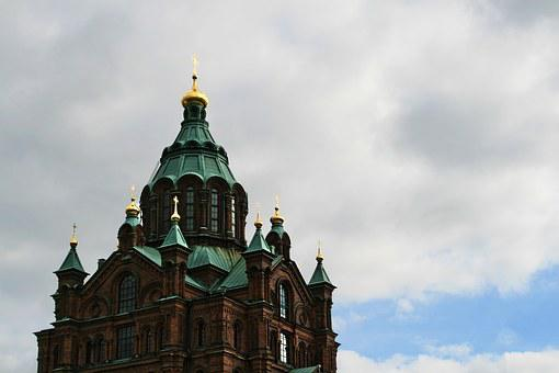 Cathedral Of The Assumption, Uspenski Cathedral