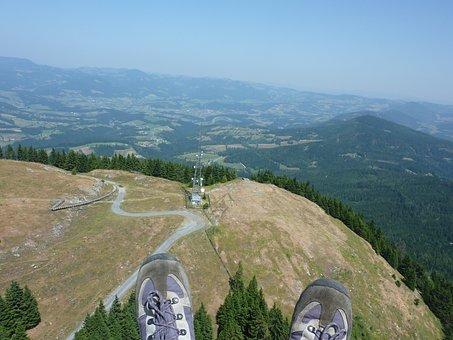 Paragliding, Paraglider, Air Sports, Fly, Pilot, Human
