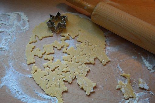 Cookie, Ausstecherle, Cookie Cutter, Bake, Cookies