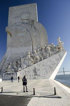 Monument, Lisbon, Portugal, Discoveries, Lisboa
