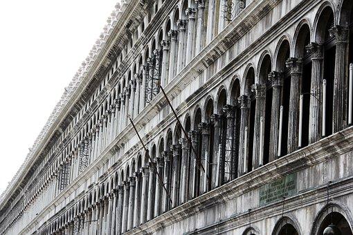 St Mark's Square, Venice, Italy, Campanile