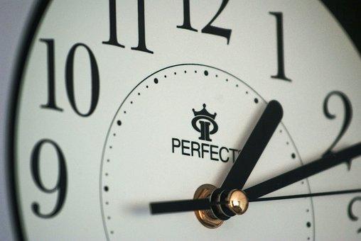 Clock, Macro, Tips, Time, Minute, Clock Shield