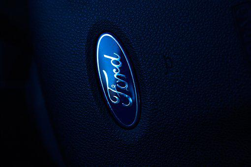Ford, Logo, Sign, Auto, Illustration, Design, Vector