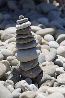 Cairn, Stone Tower, Stones, Balance, Tower, Stacked