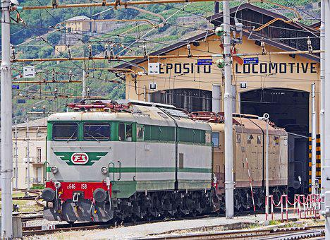 Electric Locomotives, Historically, Lokdepot, Tirano
