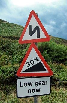 Hazard, Warning, Road, Sign, Danger, Symbol, Hazardous