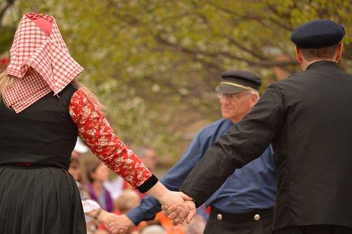 Dance, Traditional, Dutch, Fun, Dancing, Netherlands