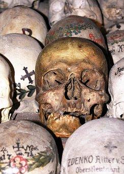 Hallstatt, Death, Dead, Skull And Crossbones