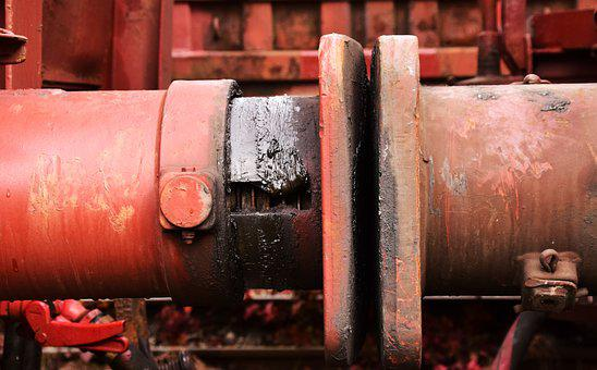 Clutch, Train, Railway, Old, Transport, Traffic