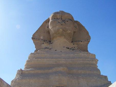 The Sphinx, Giza, Egypt, Sphinx, Cairo, Egyptian