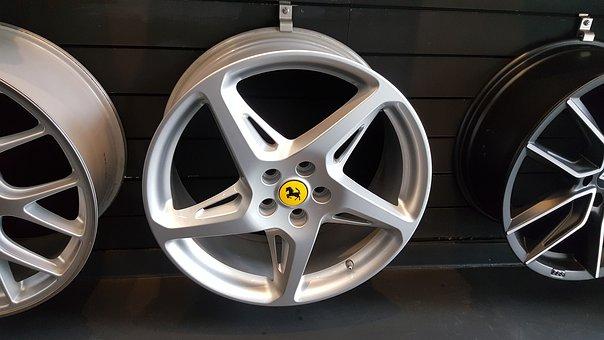 Ferrari, Round Box, Forgings, Round, Automotive