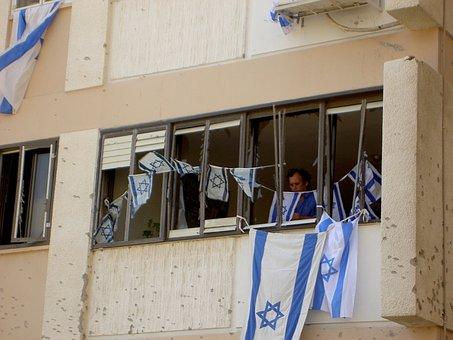 Israel, Lebanon, War, 2006, Bullet Holes