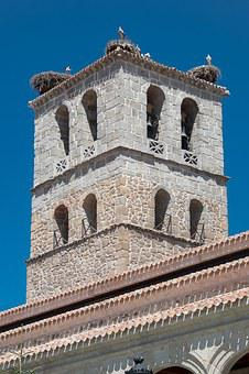 Bell Tower, Church, Architecture, Tower, Cathedral
