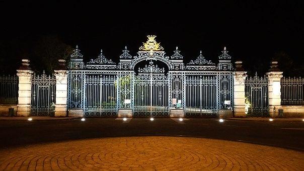 France, Aquitaine, Gironde, Bordeaux, Municipal Garden