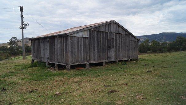Farm, Shed, Agriculture, Rural, Barn, Farming