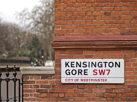 Kensington, Gore, Blood, London, Sw7, City, Westminster