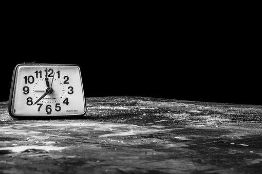 Alarm-clock, Alarm Clock, Alarm Bell, Clock, Time
