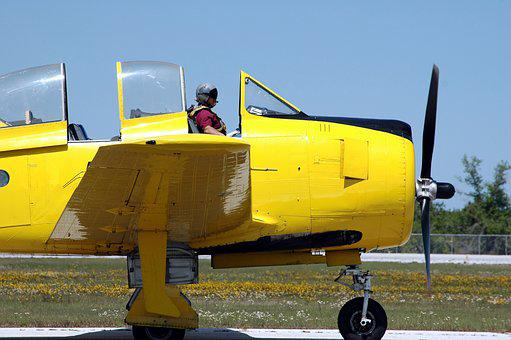 Air Show, Stunt Plane, Pilot, Aviation, Show, Plane