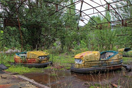 Pripyat, Ukraine, Chernobyl, Disaster, Abandoned