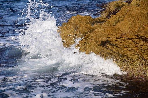 Rock, Sea, Water, Stone, Nature, Coast, Lake, Rocky