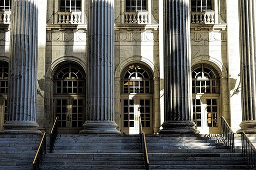 Courthouse, Court, Law, Justice, Legal, Authority