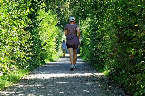 Run, Go, Jog, Jogger, Sport, Leisure, Recovery
