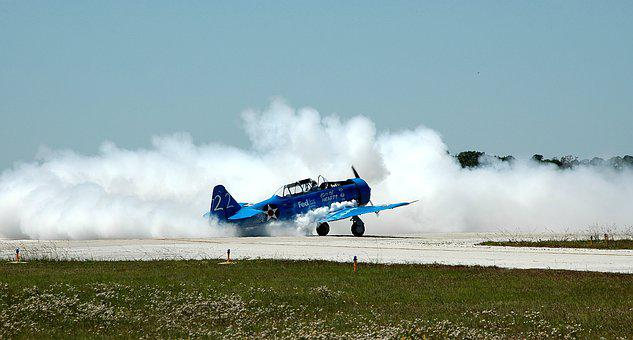Stunt Plane, Air Show, Aircraft, Aviation, Show, Plane