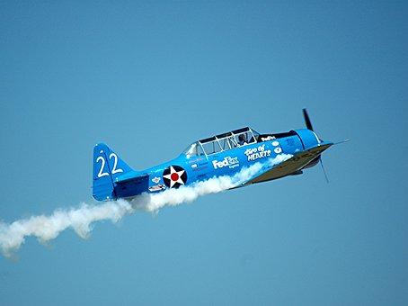 Stunt Plane, Air Show, Pilot, Aviation, Show, Plane