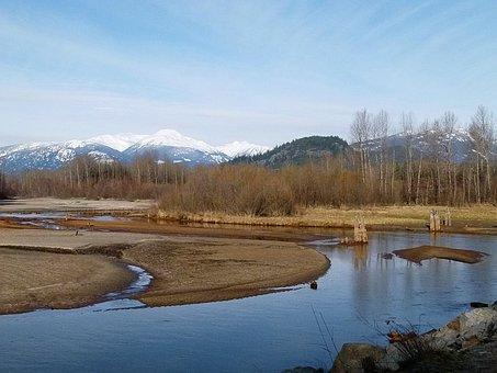 Pemberton, Birkenhead River, Britsh Columbia, Canada