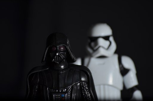 Darth, Vader, Toys, Photography