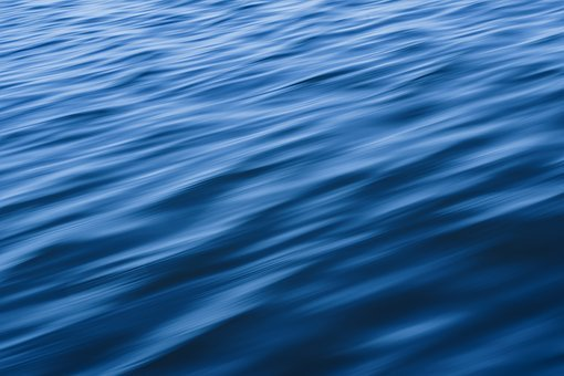 Blue, Ocean, Background, Water, Sea, Nature, Marine