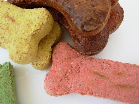 Dog Bones, Puppy, Pet, Dog Food, Food, Bowl, Pets