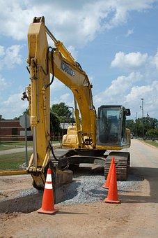 Heavy Equipment, Construction, Industrial, Heavy