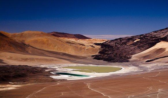 Mountain, Argentina, Nature, Andes, Landscape