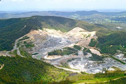 Quarry, Mining, Extraction, Excavation, Earth, Mineral