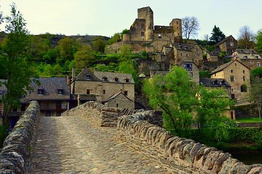 Château De Belcastel, Aveyron, Castle, Medieval