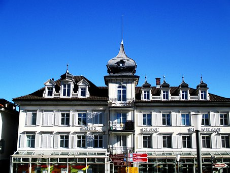 Architecture, Building, Historically, Hotel, Inn