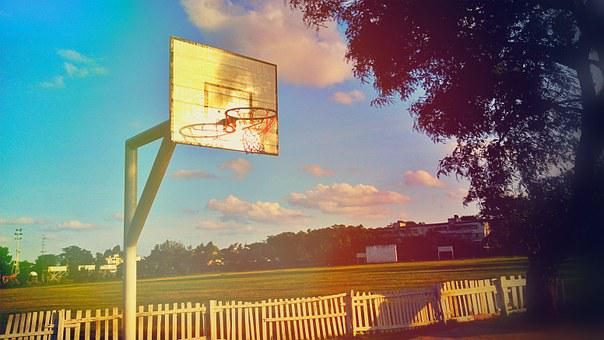 Basketball Court, Nairobi, Kenya