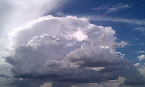Arizona Summer Sky, Focus, Water, Summer, Natural