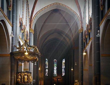 Church, Architecture, Building, Vault, Baroque