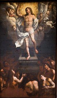 Resurrection, Christ, Inferno, Sheol