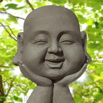 Buddha, Statue, Religion, Buddhism, Asia, Deity