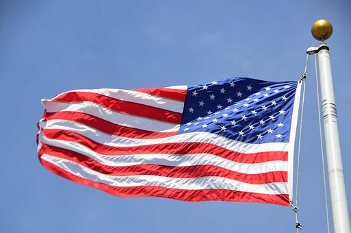American Flag, Symbol, American, Flag, United