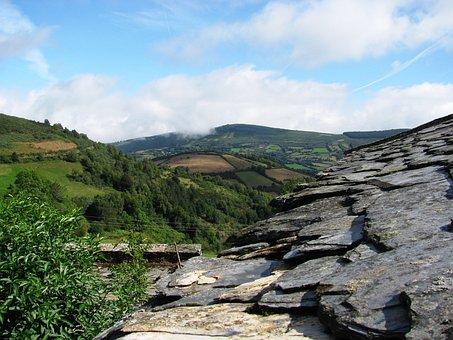 Way Of St James, Galicia, Pilgrim, Landscape, Spain