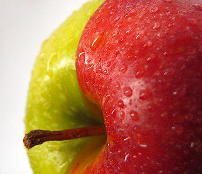 Apple, Green Or Red, Fresh, Choice, Healthy Choices