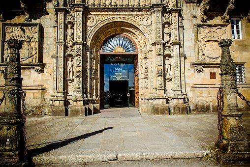 Saint James Compostela, Spain, Hotel Paradores